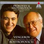 Prokofiev: Violin Concerto No. 1; Shostakovich: Violin Concerto No. 1