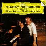 Prokofiev: Violinsonaten; 5 Melodien