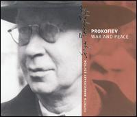 Prokofiev: War and Peace - Anton Diakov (bass); Br. James Anderson (tenor); Catherine Dubosc (soprano); Claude Delaunay (soprano);...