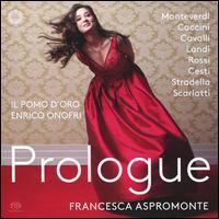 Prologue - Corrado Colliard (trumpet); Ermes Giussani (trumpet); Francesca Aspromonte (soprano); Francesca Aspromonte (trumpet);...