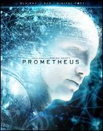 Prometheus [2 Discs] [UltraViolet] [Includes Digital Copy] [With Movie Cash] [Blu-ray/DVD]