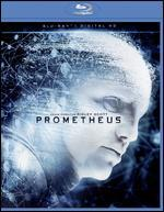 Prometheus: With Movie Certificate [Blu-ray]