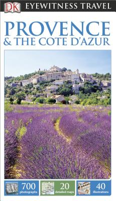 Provence & the Cote D'Azur - Williams, Roger