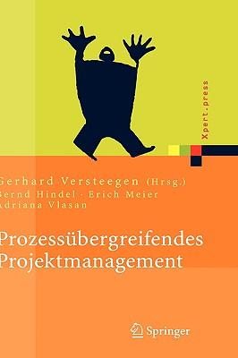 Prozessubergreifendes Projektmanagement: Grundlagen Erfolgreicher Projekte - Versteegen, Gerhard (Editor), and Hindel, Bernd, and Meier, Erich