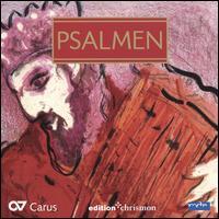 Psalmen - Aneta Petrasová (alto); Birgit Jacobi-Kircheis (soprano); David Erler (alto); Dorothee Mields (soprano);...