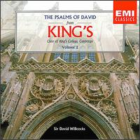 Psalms of David, Vol. 2 - David Willcocks (organ); King's College Choir of Cambridge (choir, chorus); David Willcocks (conductor)