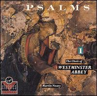 Psalms, Vol. 1 - Andrew Lumsden (organ); Choir of Westminster Abbey (choir, chorus)