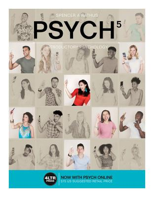 Psych 5, Introductory Psychology, 5th Edition - Rathus, Spencer A