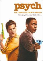 Psych: The Complete Fourth Season [4 Discs]