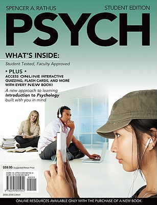 Psych - Rathus, Spencer A