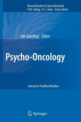 Psycho-Oncology - Goerling, Ute (Editor)