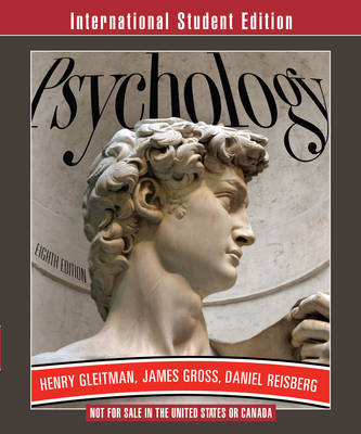 Psychology - Gleitman, Henry, 4th, and Gross, James, and Reisberg, Daniel