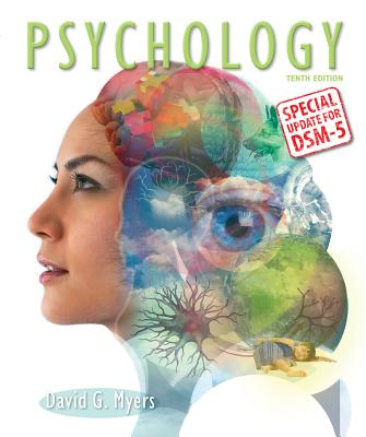 Psychology - Myers, David G, Professor, PhD