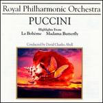 Puccini: Bohème/Butterfly highlights