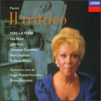 Puccini: Il Trittico - Alfredo Mariotti (vocals); Barbara Frittoli (soprano); Danilo Serraiocco (vocals); Enrico Fissore (vocals);...