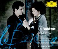 Puccini: La Bohème - Anna Netrebko (soprano); Boaz Daniel (baritone); Gerald Haußler (vocals); Kevin Connors (tenor);...