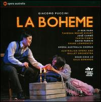 Puccini: La Bohème - Adrian Tamburini (vocals); Benjamin Rasheed (vocals); David Parkin (vocals); Ji-Min Park (vocals); John Bolton Wood (vocals);...