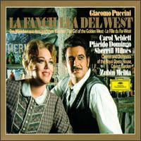Puccini: La Fanciulla Del West - Anne Wilkens (vocals); Carol Neblett (vocals); Eric Garrett (vocals); Francis Egerton (tenor); Gwynne Howell (vocals);...