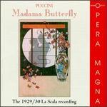 Puccini: Madama Butterfly - Antonio Gelli (baritone); Aureliano Pertile (vocals); Guglielmo Masini (bass); Ida Mannarini (mezzo-soprano);...