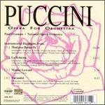 Puccini: Opera For Orchestra