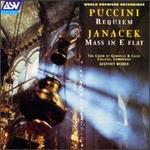 Puccini: Requiem; Leos Janacek: Mass in E flat