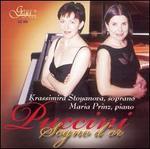 Puccini: Sogno D'or - Krassimira Stoyanova (soprano); Maria Prinz (piano); Maria Prinz (organ)
