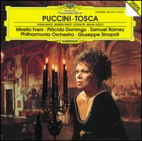 Puccini: Tosca [Highlights] - Angelo Veccia (baritone); Angelo Veccia (bass); Anthony Laciura (tenor); Bryan Secombe (bass); Bryn Terfel (bass baritone);...