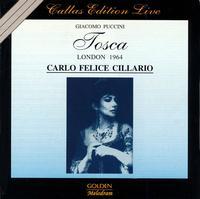 Puccini: Tosca - Dennis Wicks (vocals); Eric Garrett (vocals); Maria Callas (vocals); Renato Cioni (vocals); Robert Bowman (vocals);...