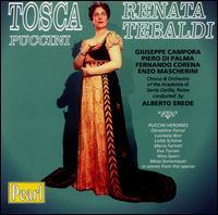 Puccini: Tosca - Antonio Sacchetti (vocals); Enrico Caruso (tenor); Enzo Mascherini (vocals); Eva Turner (vocals); Fernando Corena (vocals);...