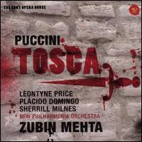 Puccini: Tosca - Clifford Grant (vocals); David Pearl (vocals); Francis Egerton (vocals); Leontyne Price (vocals); Michael Rippon (vocals);...