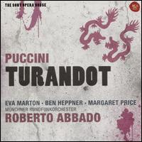 Puccini: Turandot - Ben Heppner (vocals); Bruno de Simone (vocals); Claes-Håkan Ahnsjo (vocals); Eva Marton (vocals);...