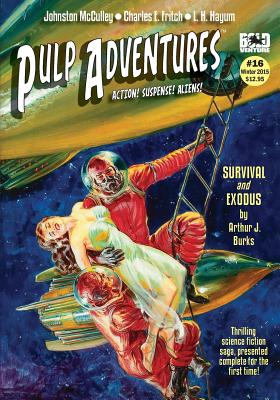Pulp Adventures #16 - Burks, Arthur J, and McCulley, Johnston, and Fritch, Charles E