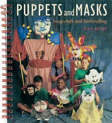 Puppets and Masks: Stagecraft & Storytelling - Rump, Nan
