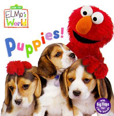 Puppies! (Sesame Street) - Barrett, John E (Photographer), and Nelson, Mary Beth (Illustrator)