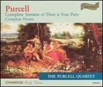Purcell: Complete Sonatas of Three & Four Parts; Complete Pavans