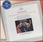Purcell: Dido and Aeneas; Ode on St. Cecilia's Day