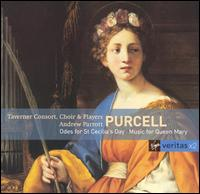 Purcell: Odes for St. Cecilia's Day; Music for Queen Mary - Charles Daniels (tenor); David Thomas (bass); Emily van Evera (soprano); Emma Kirkby (soprano); John Mark Ainsley (tenor);...