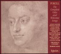 Purcell: The Complete Odes and Welcome Songs - Andrew Tusa (tenor); Charles Daniels (tenor); Charles Daniels (alto); Charles Pott (bass); Crispian Steele-Perkins (trumpet);...