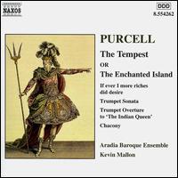 Purcell: The Tempest - Aradia Ensemble; Brett Polegato (vocals); Meredith Hall (vocals); Michael Colvin (vocals); Nils Brown (vocals);...
