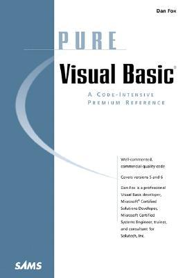 Pure Visual Basic 6 - Fox, Dan
