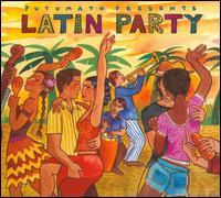 Putumayo Presents: Latin Party - Various Artists