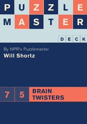 Puzzlemaster Deck 3 - Chronicle Books (Creator)