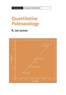 Quantitative Paleozoology - Lyman, R Lee
