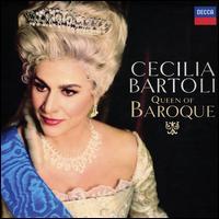 Queen of Baroque - Andrés Gabetta (violin); Cappella Gabetta; Cecilia Bartoli (mezzo-soprano); Daniel Behle (tenor);...