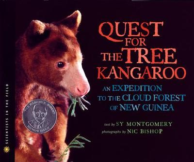 Quest for the Tree Kangaroo: An Expedition to the Cloud Forest of New Guinea - Montgomery, Sy