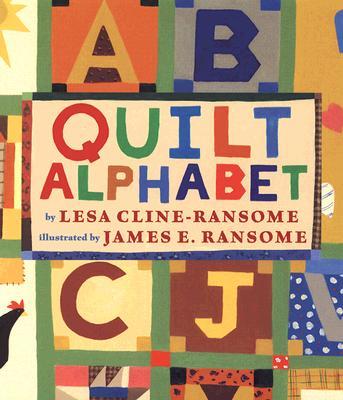 Quilt Alphabet - Cline-Ransome, Lesa