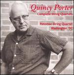 Quincy Porter: Complete String Quartets