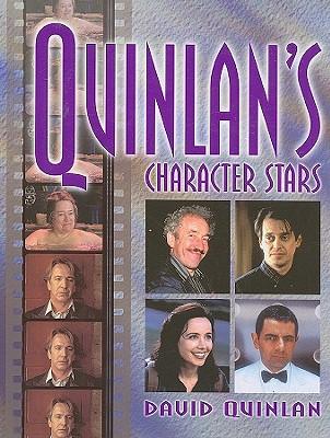 Quinlan's Character Stars - Quinlan, David