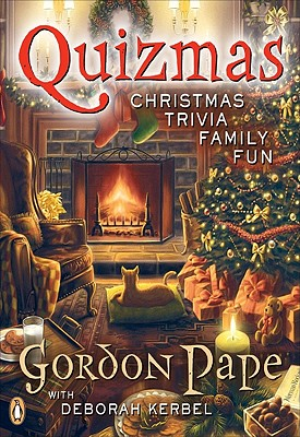 Quizmas Christmas Trivia Family Fun - Pape, Gordon