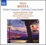 R�zsa: Violin Concerto; Sinfonia Concertante